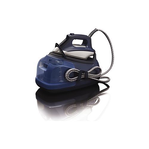 ROWENTA Perfect Steam Control Ferro da Stiro con Caldaia Continua Potenza 2400 Watt Colore Blu