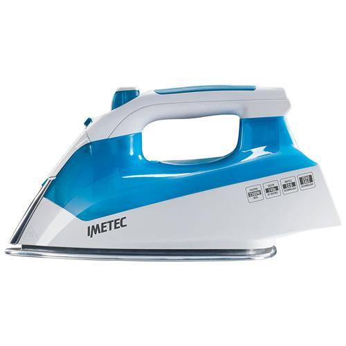 IMETEC Intellivapor K1 Ferro da Stiro a Vapore Potenza 2300 Watt Coiore Bianco / Azzurro