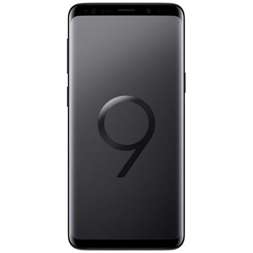 "SAMSUNG Galaxy S9 Nero 64 GB 4G Dual Sim Impermeabile Display 5.8"" Quad HD Slot MicroSD Fotocamera 12Mpx"