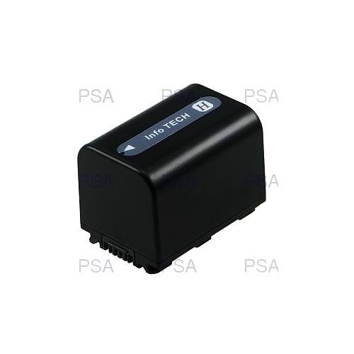 PSA PARTS Camcorder Battery 6.8v 1500mAh