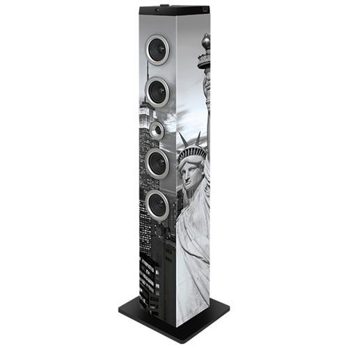 BIGBEN Speaker Audio TW7 Liberty Potenza Totale 40 W Bluetooth Colore Multicolore