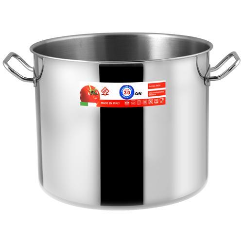 HOME Pentola Inox Daisy Cm30 Pentole Cucina