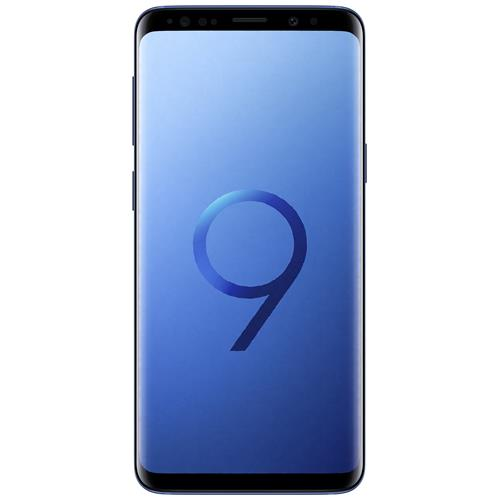 "SAMSUNG Galaxy S9 Blu 64 GB 4G Dual Sim Impermeabile Display 5.8"" Quad HD Slot MicroSD Fotocamera 12Mpx"
