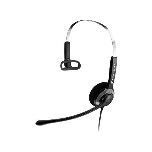 SENNHEISER SH 230 IP, Monofonico, Nero, Cablato, 150 - 6800 Hz, semi-aperto, 150 - 6800 Hz