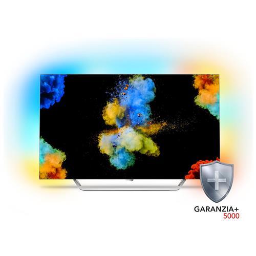 """PHILIPS TV OLED Ultra HD 4K 55"""" 55POS9002/12 Smart TV Ambilight + Estensione di Garanzia 3 anni"""