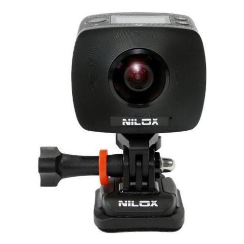 NILOX Action Cam EVO 360+ Full HD Sensore CMOS 4,5Mpx Wi-Fi