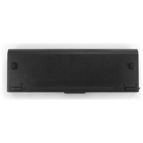 LI-TECH Batteria Notebook compatibile 9 celle per ASUS F60VE nero 73Wh 6.6Ah