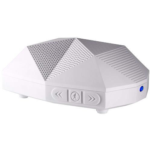 OUTDOOR TECH Speaker Audio Portatile OT1800-W Turtle Shell 2.0 Potenza 20 Watt Bluetooth Colore Bianco