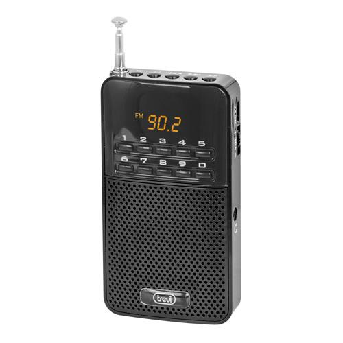 TREVI Radio Portatile Fm Trevi Dr 730 M