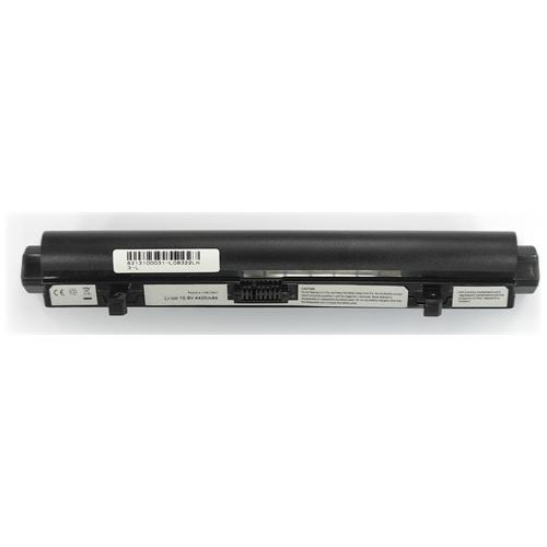 LI-TECH Batteria Notebook compatibile per IBM LENOVO ESSENTIAL IDEAPAD S10433322U nero 48Wh 4.4Ah