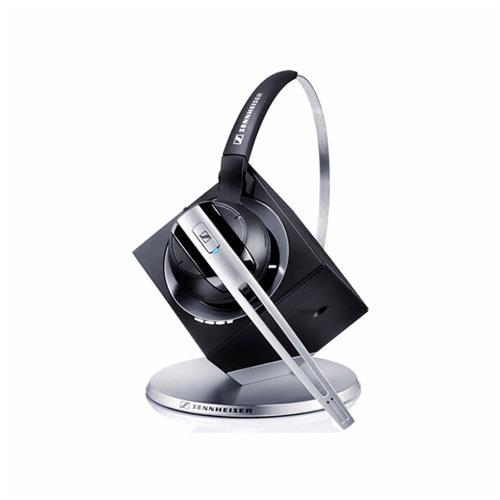 SENNHEISER DW 10 USB Office, Con cavo e senza cavo, RF Wireless + USB, Call center / Ufficio, Sovraurale, Chiuso, 150 - 6800 Hz