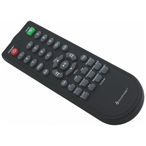 SOUNDMASTER Sistema Micro Hi-Fi MCD370SI Potenza 4W Radio FM Lettore CD Supporto MP3