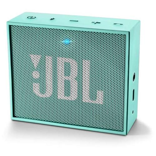 JBL Speaker Audio Portatile GO Bluetooth Ingresso Audio Jack 3.5mm colore Azzurro