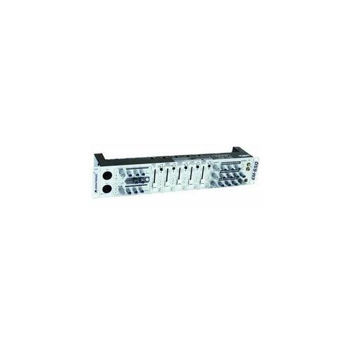 OMNITRONIC EM-650, 65 dBi, 20 - 20000 Hz, 0,03%, 60W, 2,5 kg, 483 x 90 x 117 mm