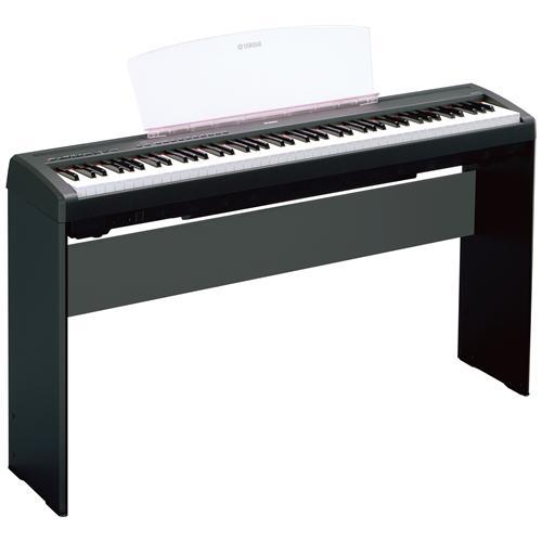 YAMAHA Supporto in Legno L-85 per Pianoforte Digitale P-95 colore Nero