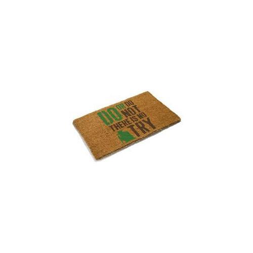 SD TOYS Star Wars Doormat Yoda No Try 50 X 70 Cm