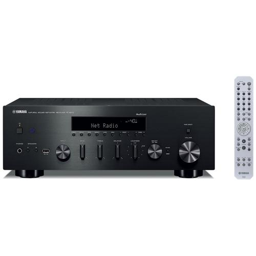 YAMAHA Sintoamplificatore R-N602 Potenza Totale 230W Musicast Wi-Fi Bluetooth / AirPlay DLNA colore Nero
