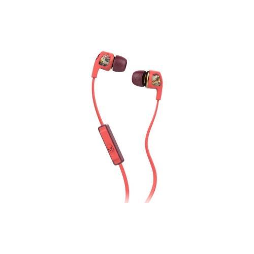SKULLCANDY Smokin' Buds 2 Auricolari In-Ear + Mic1 Rosa Corallo