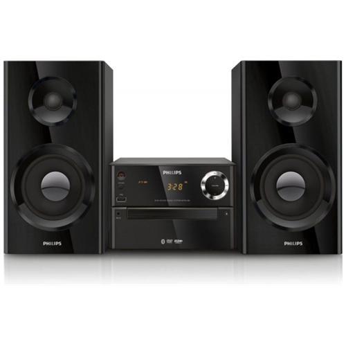 PHILIPS Sistema Micro Hi-Fi BTD2180 Lettore DVD / CD / MP3 / USB Potenza 70 Watt Bluetooth
