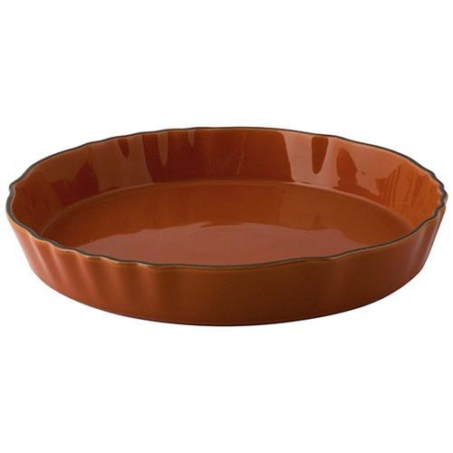 Habi Pirofila Stoneware Tonda Arancio 24 Strumenti Da Cucina