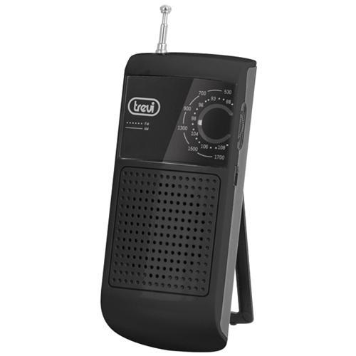 TREVI Radio Portatile Am / fm Trevi Ra 713 B Nero