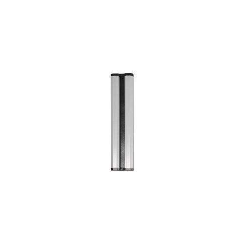 POLI BRACKET Canalina Passacavi 90x900 Silver
