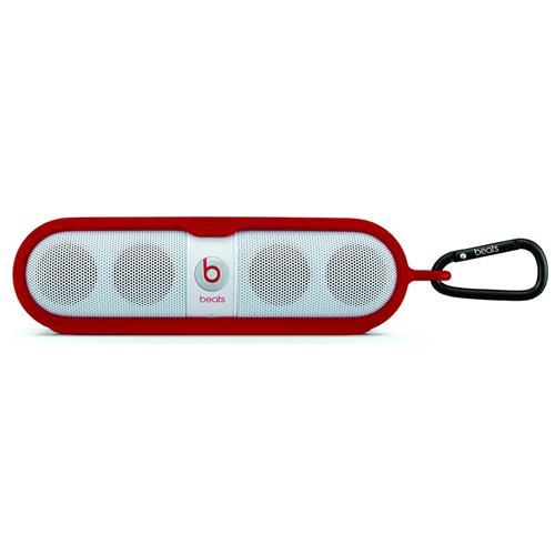 Custodia Bumper Rosso Compatibile Beats Pill