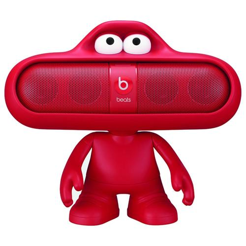 Beats Pill Dude Supporto da Tavolo per Beats Pill Colore Rosso