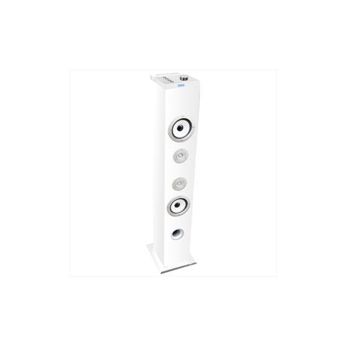 MAJESTIC Diffusore Multimediale Wireless Bluetooth TS-85 Colore Bianco