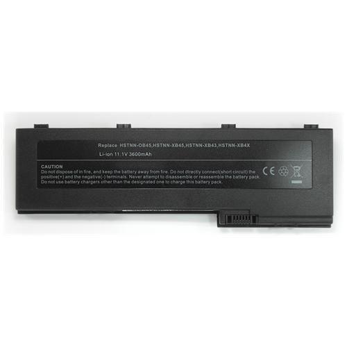 LI-TECH Batteria Notebook compatibile 3600mAh per HP COMPAQ HSTNN-XB43 6 celle