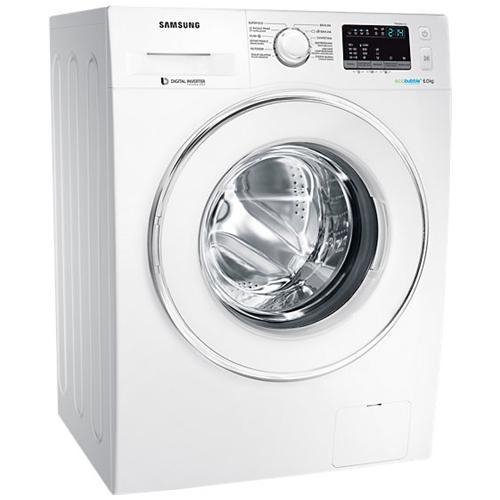 SAMSUNG - Lavatrice Slim WW60J4210JW 6 Kg Classe A+++ -20 ...