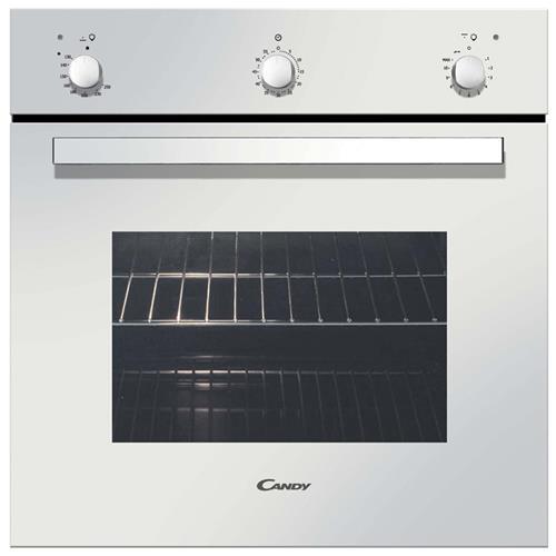 CANDY Forno A Gas da Incasso Plan light FLG202/1W Capacità 54 Litri Colore Bianco