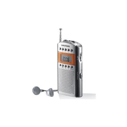 GRUNDIG Mini boy 62, Portatile, FM, 3.5 mm, 90g, AAA, 1,5V