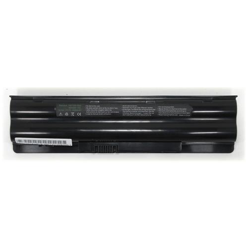 LI-TECH Batteria Notebook compatibile per HP COMPAQ 500028-13I nero 48Wh