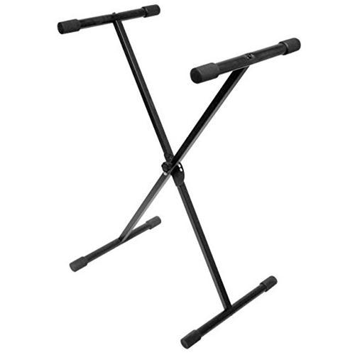 Bespeco Kse - Supporto Scomponibile per Tastiera colore Nero