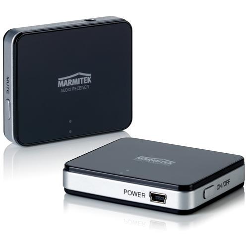 MARMITEK Kit trasmissione segnali RCA Stereo senza fili Wireless Audio Anywhere 625