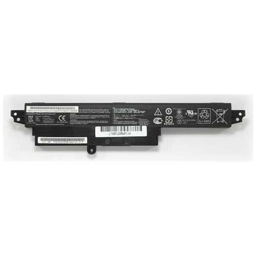 LI-TECH Batteria Notebook compatibile 2900mAh per ASUS VIVOBOOK F200MACT228H computer 2.9Ah
