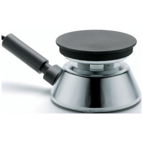 ARDES 36 Fornelletto Elettrico Con Piastra In Acciaio Inox Potenza 650 Watt Colore Silver
