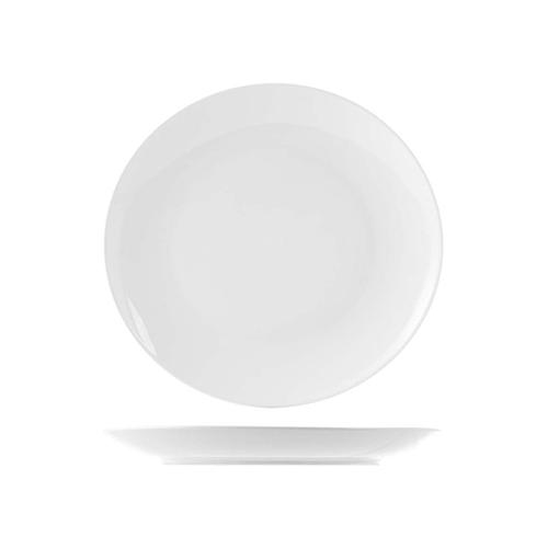 H&H Piatto Porcellana Sweden Frutta Cm20,5 Tableware