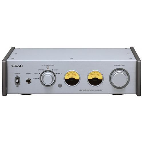TEAC Amplificatore AI-501DA DAC USB colore Argento