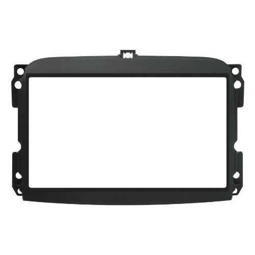 Phonocar Adattatore autoradio 03647 Kit fissaggio 2 DIN nero FIAT 500L