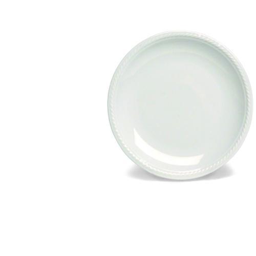 TOGNANA Piatto Frutta Bianco 20 cm
