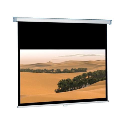 """ITB Schermo di proiezione ITB CINEROLL AMLI142384 - Manuale - 16:9 - Montaggio a muro, Montaggio a soffitto - 133 cm (52,4"""") x 180 cm (70,9"""") - Matte Bianco"""