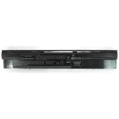 LI-TECH Batteria Notebook compatibile per HP PROBOOK 455-G1-H6E41EA 10.8V 11.1V 6 celle nero 48Wh