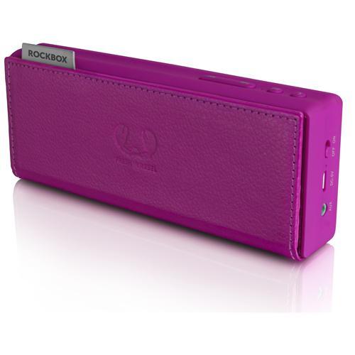FRESH N REBEL Rockbox Fold Bluetooth Speaker Viola