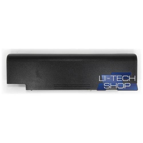 LI-TECH Batteria Notebook compatibile per DELL 4T7JN 6 celle computer portatile pila 4.4Ah