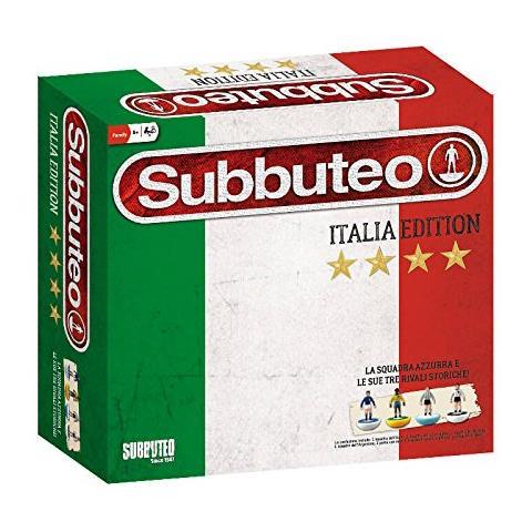 bcec8ebc0 GIOCHI PREZIOSI - Subbuteo Playset Italia Edition 4 Squadre - ePRICE