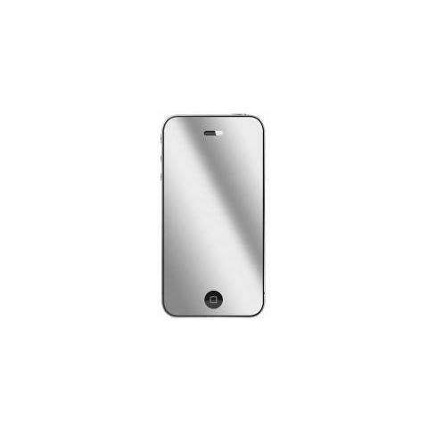I4ASC001 Screen Protector specchio con panno iPhone 4/4S