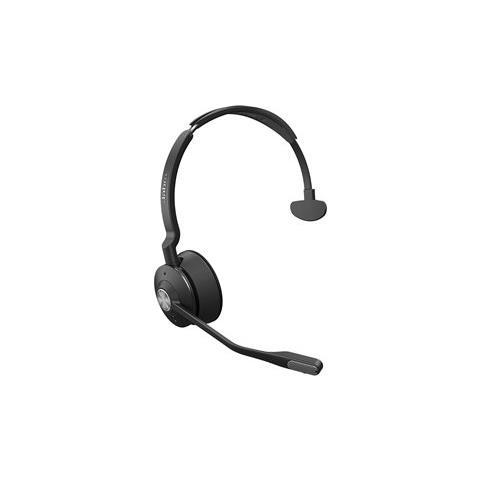 JABRA - Engage 75 Cuffie con Microfono Wireless Mono Colore Nero ... 7c0226f5e220
