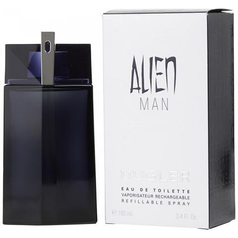 alien può essere profumo uomo